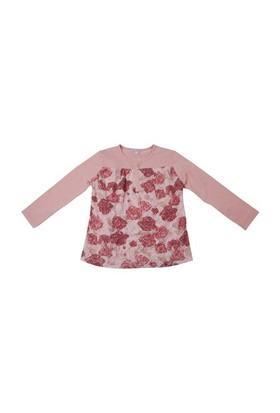 Zeyland Kız Çocuk Pembe T.Shirt Bis.Yaka K-42M534ısr63