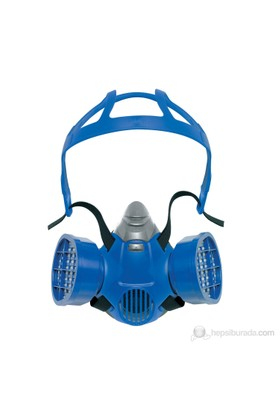 Teknik Alet Yarım Yüz Maskesi x-Plore 3300 Medium ve a1b1ek Filtre
