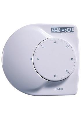 General HT-100 Manuel Oda Termostatı