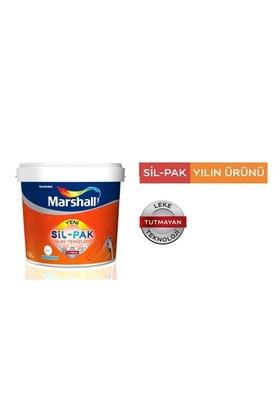 Marshall Sil-Pak Silikonlu Yarı Mat İç Cephe Duvar Boyası 2,5Lt Mum Işığı