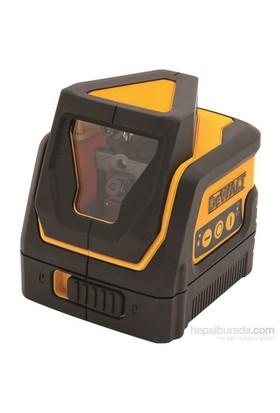 Dewalt Dw0811 Otomatik Lazer Distomat 10m 2 Işınlı Dikey ve 360° Derece Yatay Işın
