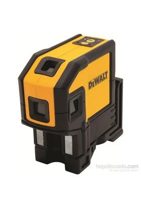 Dewalt Dw0851 Otomatik Lazer Distomat 10m 5 Nokta ve 1 Yatay Işın Öne/Sağa/Sola/Yukarı/Aşağı/Yatay Işın