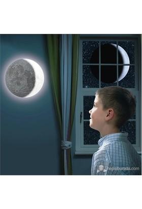 Brainstorm Odamdaki Ay -Uzaktan Kumandalı Ay Lambası
