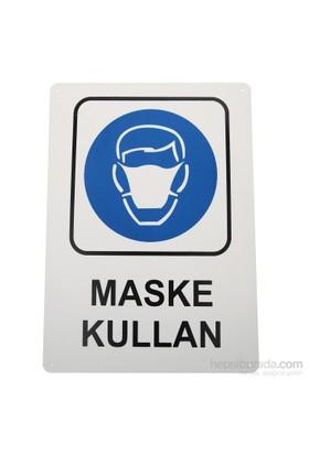 Maske Kullan (Kod 410) 25X35 Cm