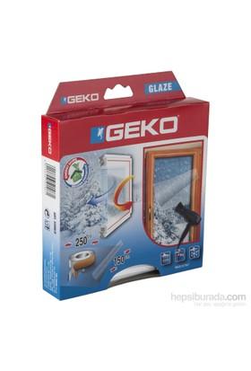Geko Çift Cam Etkisi Yapan İzolasyon Filmi 150X250cm Double Glazing