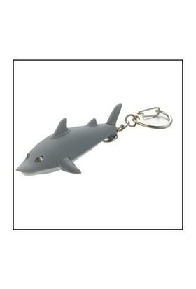Turbo Led Fener + Anahtarlık 2 Led Köpekbalığı Bh-1044