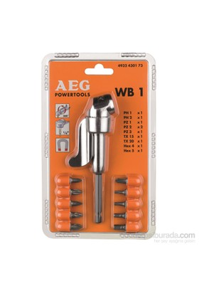 Aeg Vidalama Köşe Adaptörü Wb1 Aeg (+10 Prç Uç)