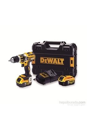 Dewalt Dcd737p2 Xr Serisi Şarjlı Darbeli Matkap Kömürsüz Motor 14.4v/5.0ah Li-Ion Çift Akü