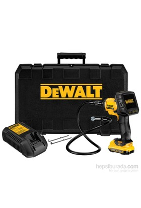 Dewalt Dct410d1 Gözlem Kamerası 10.8v/2.0ah Li-Ion 320x480dpi 3x