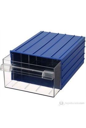Mano Çekmeceli Kutu Mavi