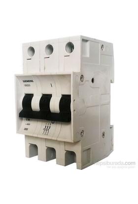 Siemens Üç Fazlı Anahtarlı Otomatik Sigorta 16A