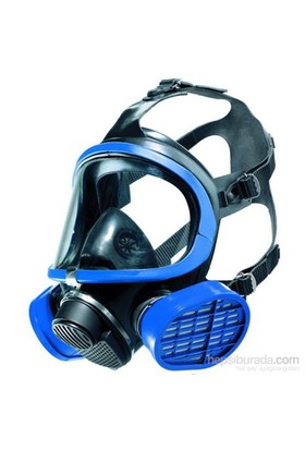 Drager X-Plore 5500 Çift Filtreli Tam Yüz Maskesi