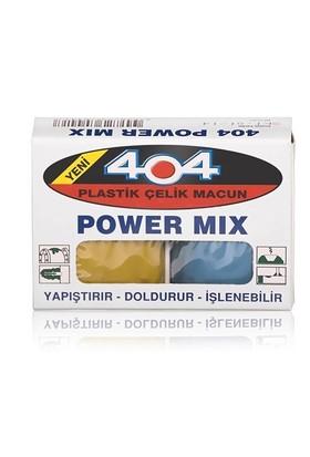 404 Powermix Plastik Çelik Macun Kaynak 150327