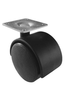 Tablalı Tekerlek (Siyah) 4'lü Ambalaj - 0502 Mps