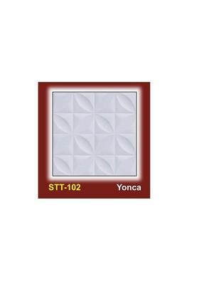 Stropiyertavan Kaplama 50X50 Cm Yonca Modeli