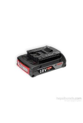 BOSCH GBA 18 V M-B Lityum Akü 18 Volt 2,0 Ah