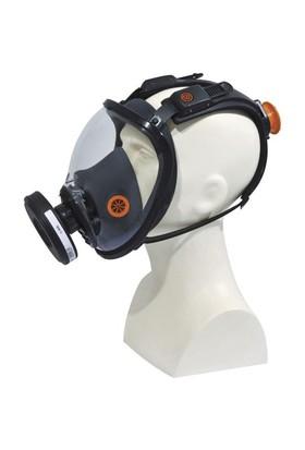Tam Yüz Maske M9200 + M9000 Abek Filtre / Set