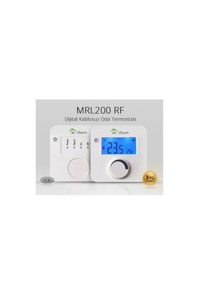 İn-Therm MRL-200 RF TM Dijital Kablosuz Oda Termostatı
