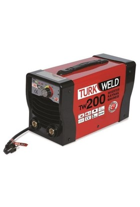 Turkweld Tw200 İnverter Kaynak Makinesi