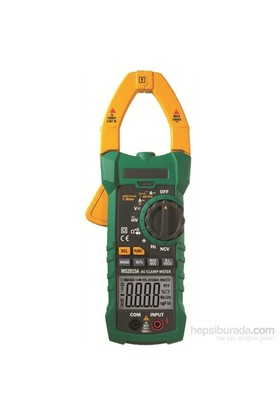Mastech True Rms Pens Amper Metre Ms2115a