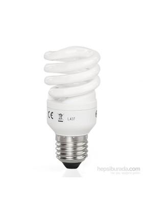 General Electric 12W Spiral Enerji Tasarruflu Ampul Sarı