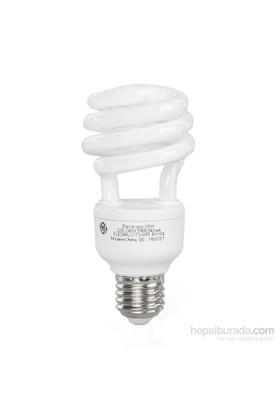 General Electric 20W Spiral Enerji Tasarruflu Ampul Beyaz