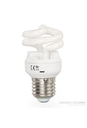 General Electric 8W Spiral Enerji Tasarruflu Ampul Sarı