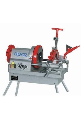 Apaz P100 Elektrikli Tezgah Tipi Pafta Makinesi 1/2-4''