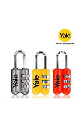 Yale Şifreli Asma Kilit 23 mm 97220