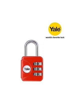 Yale Şifreli Asma Kilit 23 mm 97221