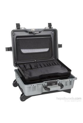 Mano Mtc 430Bt Gri - Bez Takım Dizmeli +Plastik Bölmeli Tough Case Pro Takım Çantası