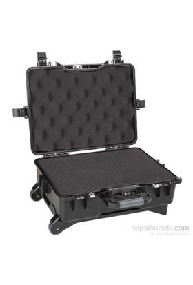 Mano Mtc 430C Siyah - Yumurta Sünger + Kare Lazer Kesim Süngerli Tough Case Pro Takım Çantası