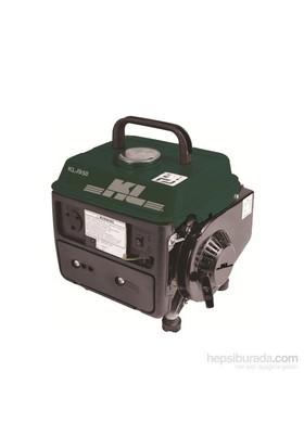 KL KLJ950 2Hp 0.8kVA Benzinli Jeneratör