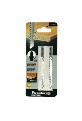 Piranha X23072 Kıymıksız Kesim <40 Mm, Hcs, T Şaft