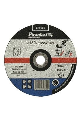 Piranha X32035 Düz Metal Kesme Diski