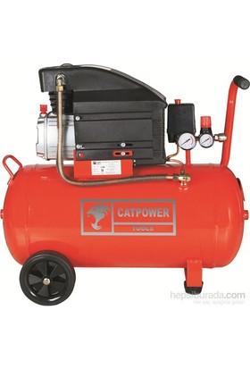 CatPower 1125 Kompresör, 2 Hp, 25 Lt. 8 Bar