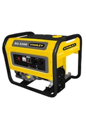 Stanley SG6500 6,5 kVA Trifaze Benzinli Jeneratör