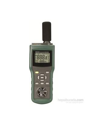 Mastech Çevre Metre Ms6300