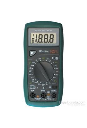 Mastech Ms 8221A Dijital Multimetre