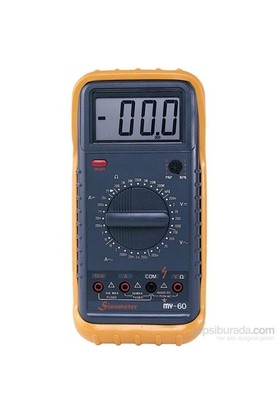 Mastech My-60 Dijital Multimetre