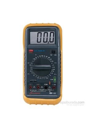 Mastech My-62 Dijital Multimetre