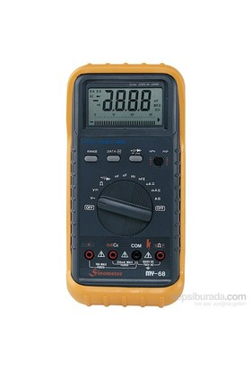 Mastech My-68N Dijital Multimetre