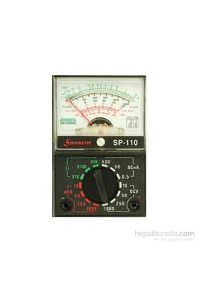 Mastech Sp110 Analog Voltmetre