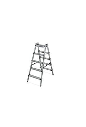 Çift Çıkışlı Merdiven Profil 4+4 Basamak
