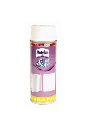 METYLAN 1250358 Beyaz Radyatör Boyası/Spreyi 400 ml