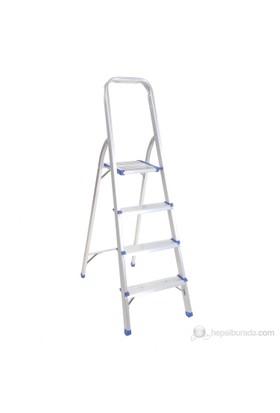 4 Basamaklı Alüminyum Merdiven R16004