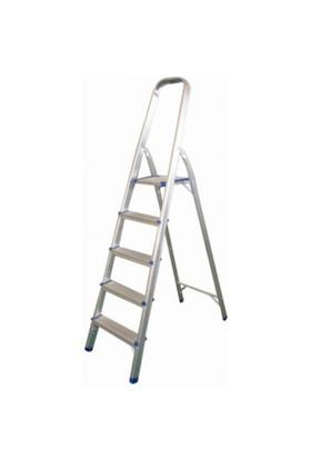 Rem 5 Basamaklı Paslanmaz Çelik Merdiven