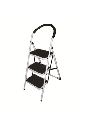 3 Basamaklı Oturaklı Merdiven WR-2062