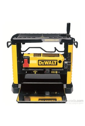 Dewalt Dw733 Taşınabilir Planya ve Kalınlık Makinası 1800w 10000dev/Dak