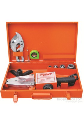Orient 1400 Watt Pvc Boru Kaynak Makinası 150099